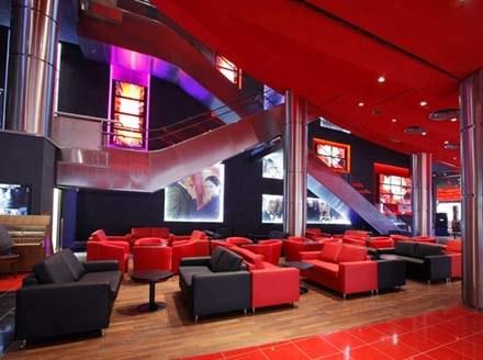 Lobby Cinema City Bonarka /materiały prasowe