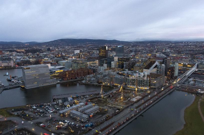 Lockdown ogłoszono w Oslo i dziewięciu gminach /CORNELIUS POPPE / NTB   /AFP