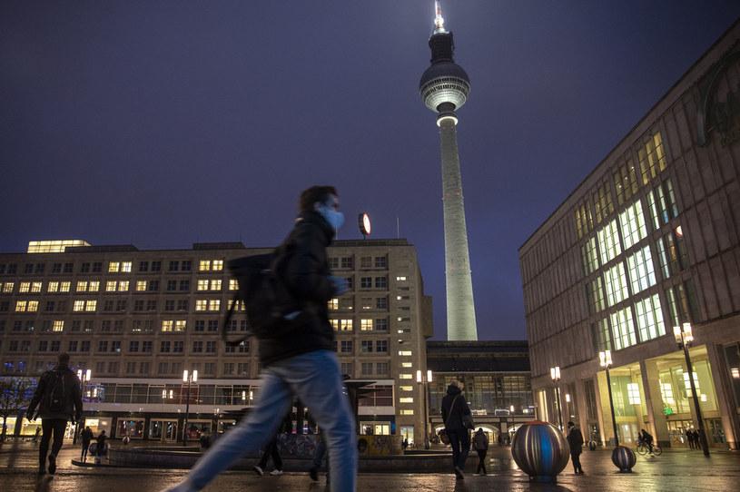 Lockdown w Niemczech ma zostać przedłużony /MAJA HITIJ  /Getty Images