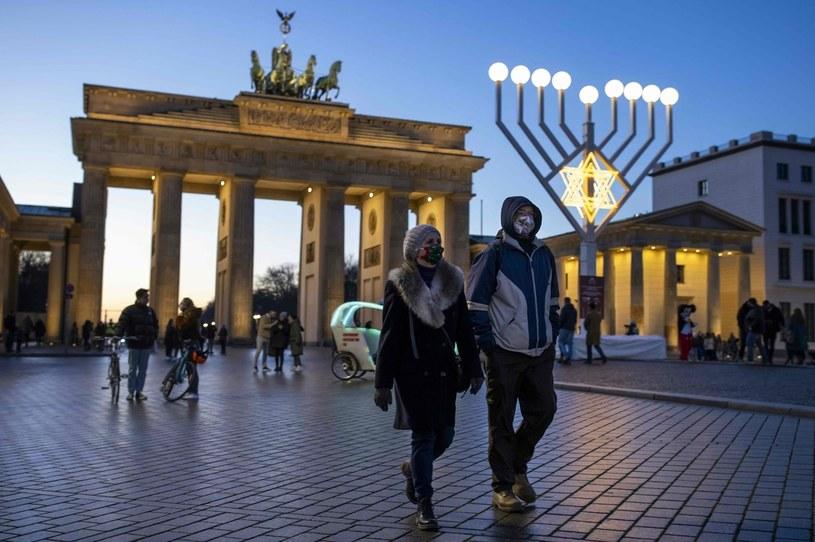 Lockdown w Niemczech /ODD ANDERSEN / AFP /AFP