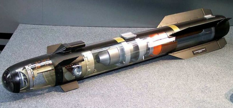 Lockheed Martin Longbow Hellfire - model z 2006 roku. Fot. Stahlkocher/Wikimedia Commons /materiały prasowe