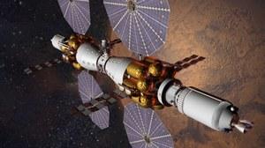 Lockheed Martin przedstawił koncepcję marsjańskiej załogowej stacji orbitalnej