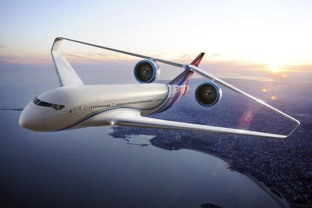 Lockheed Martin Sugar Volt    Fot. Nick Kaloterakis