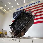 Lockheed Martin wdrożył uaktualnienie systemu GPS III