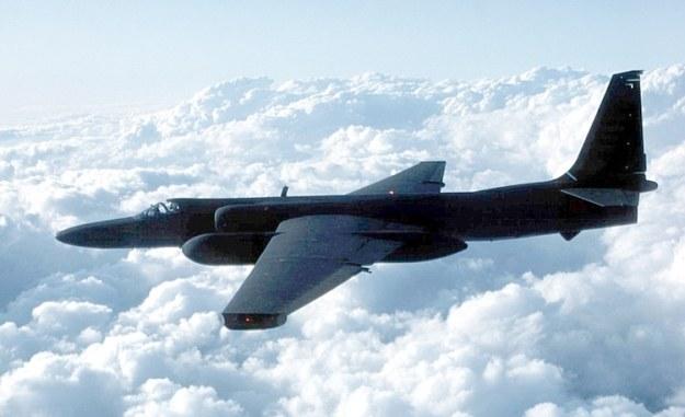 Lockheed U-2.    Fot. USAF /materiały prasowe