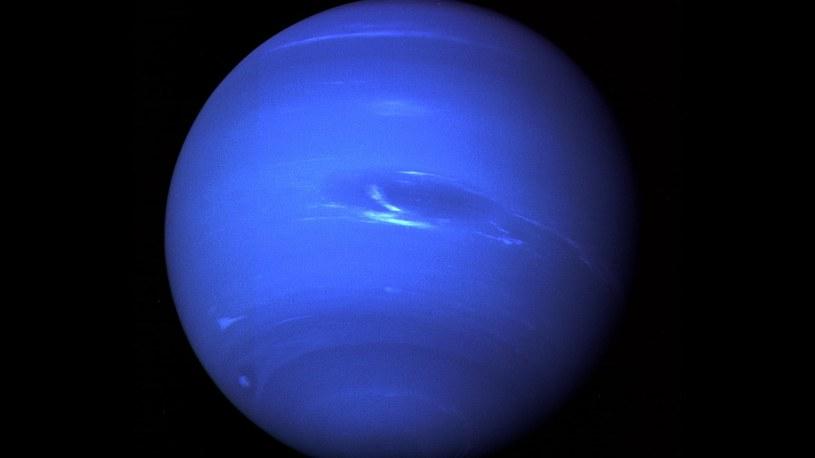 Lód superjonowy występuje na planetach takich jak Neptun czy Uran /NASA