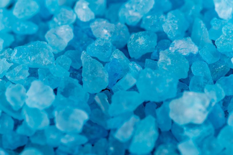 Lód wodny ma już 19 różnych, znanych nam postaci /123RF/PICSEL