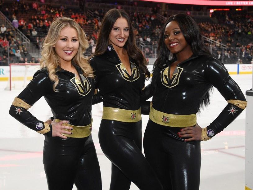 Lodowa ekipa Vegas Golden Knights /AFP