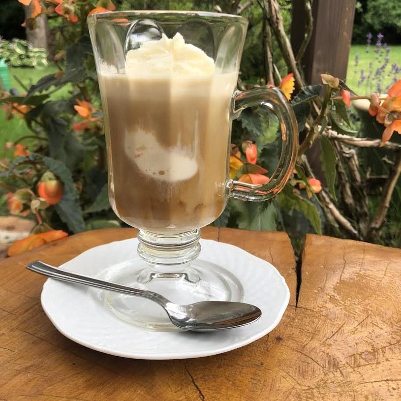 Lodowe espresso w upalne dni sprawdzi się lepiej niż zwykła kawa /archiwum prywatne