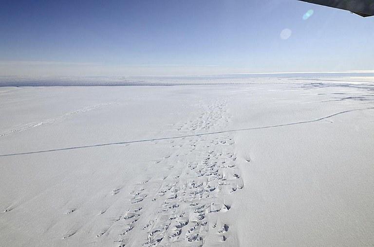 Lodowiec Pine Island /AFP