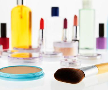 Lodówka i kosmetyki