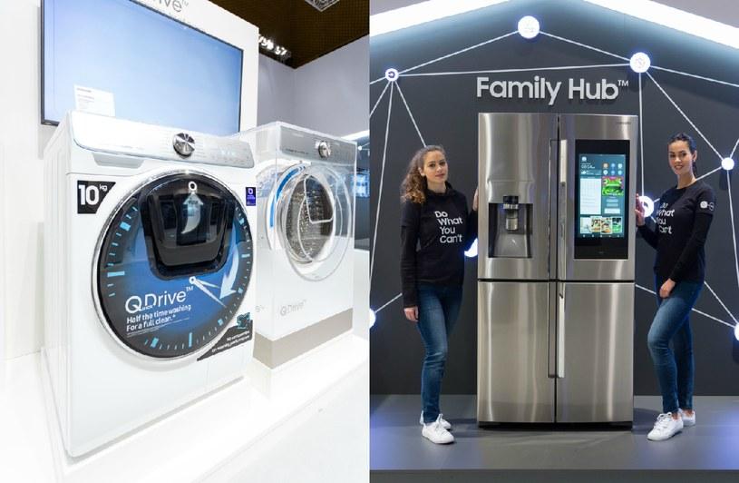 Lodówka jest zwykle sercem kuchni, ale według Samsunga może ona stać się centrum całego domu /INTERIA.PL/materiały prasowe