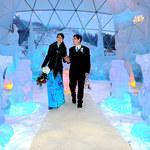 Lodowy ślub w Tatrach – nowa atrakcja w Smokowcu