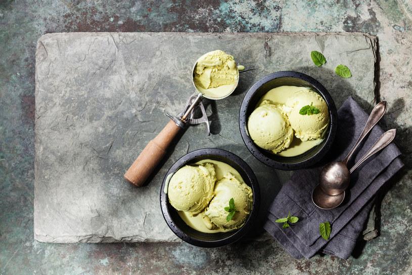Lody z zieloną herbatą /materiały prasowe