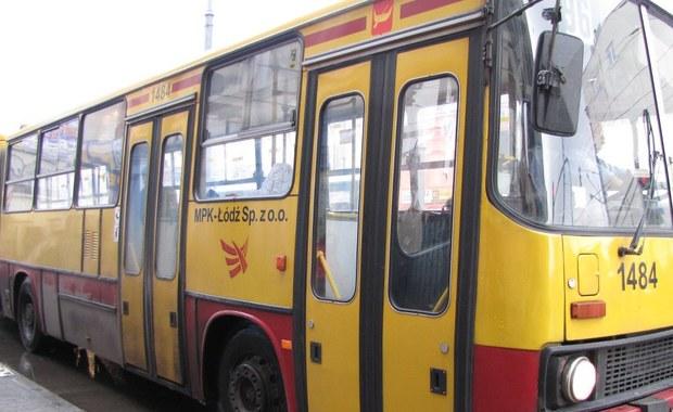 Łódź: 31-latek groził siekierą pasażerom autobusu