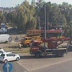 Łódź: Nie mogli zatrzymać pędzącego tramwaju