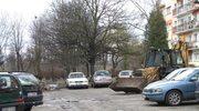 Łódź: Parkingowy koszmar na osiedlu im. Mikołaja Reja