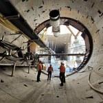 Łódź: Powstaje tunel kolejowy pod miastem. Ruszyły dwie tarcze