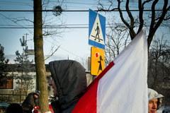 Łódź: Rodzice protestują przeciwko likwidacji szkoły
