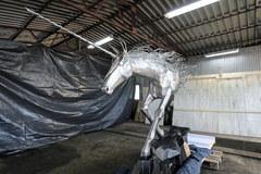 Łódź: Tak wygląda pomnik jednorożca