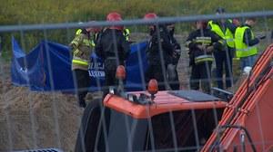 Łódź: Tragedia przy budowie kanalizacji. Nie żyją dwie osoby