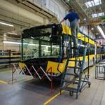 Łódź wynajęła 40 autobusów Solaris