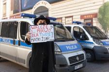 Łódzka policja: 43 wnioski o ukaranie uczestników protestu ws. wyroku TK