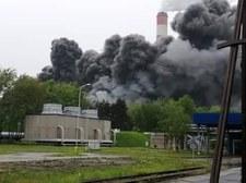Łódzkie: Pożar na terenie Elektrowni Bełchatów