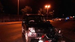Łódzkie: Śmiertelny wypadek z udziałem burmistrza