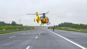Łódzkie: Wypadek autokaru wiozącego dzieci