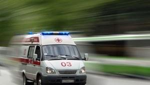 Łódzkie: Wypadek busa. Wielu rannych