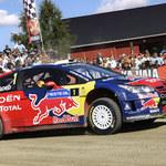 Loeb 1.Kościuszko 3 w JWRC