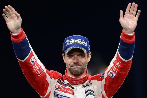 Loeb docenił Kubicę /AFP