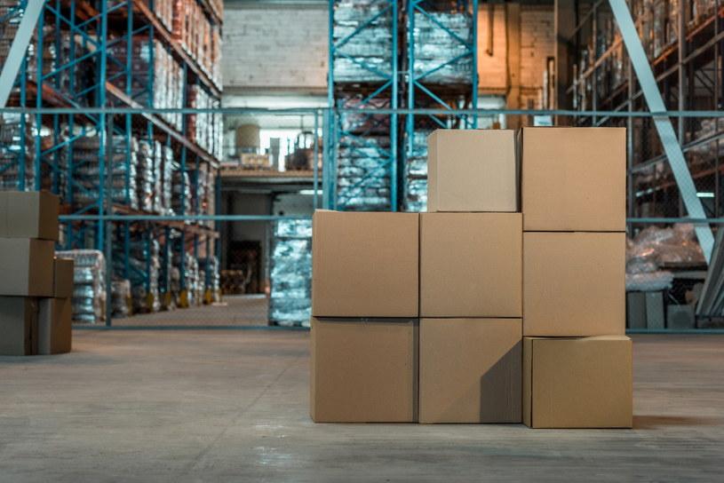 Logistyka magazynowa zlecona profesjonalnej firmie to szansa na zmniejszenie kosztów i optymalizację procesów /123RF/PICSEL