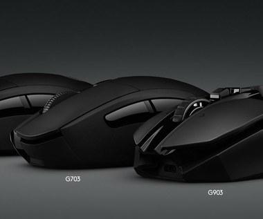 Logitech G uzbraja swoje myszki w nowy czujnik Hero 16K