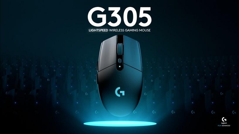 Logitech G305 /materiały prasowe