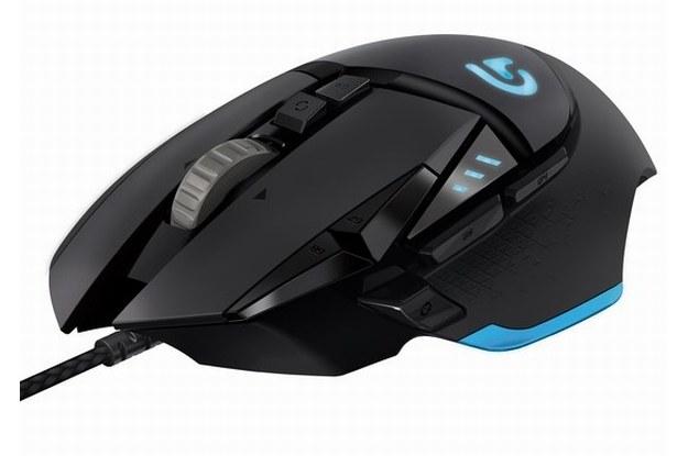 Logitech G502 Proteus Core– następca kultowej myszy dla graczy /INTERIA.PL/informacje prasowe