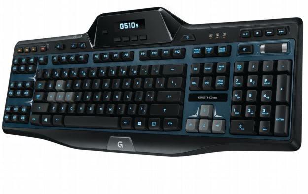 Logitech G510s Gaming Keyboard /materiały prasowe