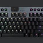 Logitech G915 – klawiatura do gier bez klawiszy numerycznych