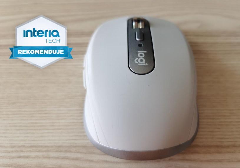 Logitech MX Anywhere 3 otrzymuje REKOMENDACJĘ serwisu Interia Tech /INTERIA.PL