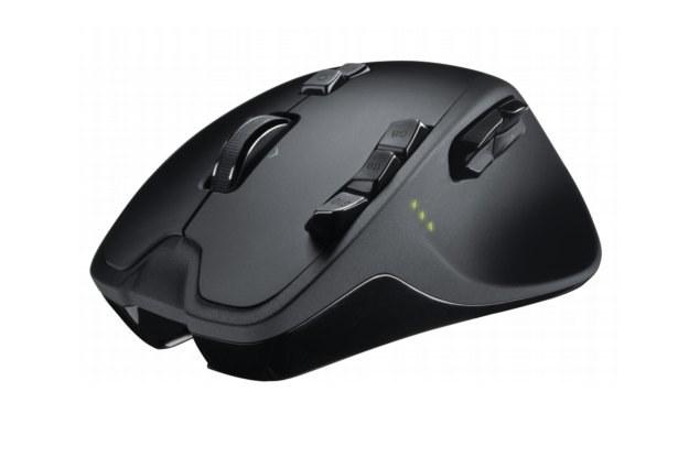 Logitech Wireless Gaming Mouse G700 /materiały prasowe