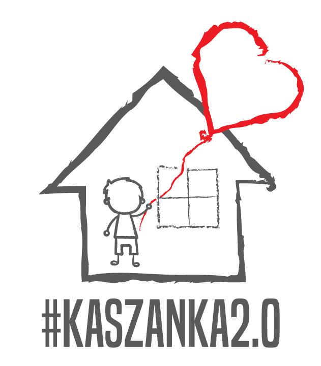 """Logo akcji """"Kaszanka2.0"""" /Paweł Żuchowski, RMF FM"""