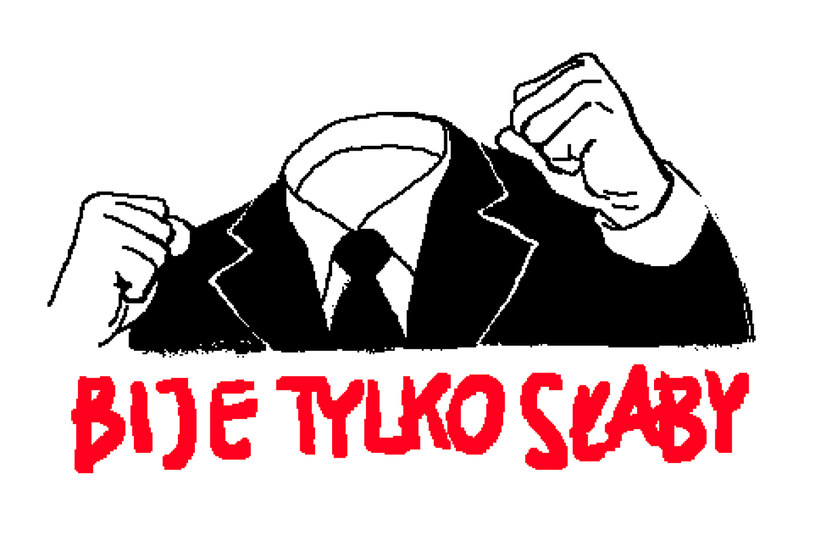 Logo akcji społecznej /Endo /Pani