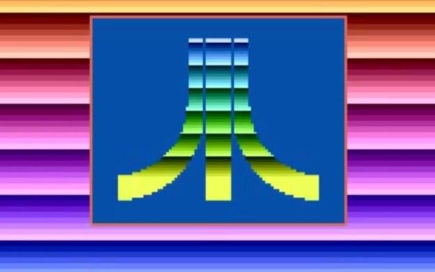 Logo Atari. Motyw znaleziony w serwisie YouTube.com /materiały prasowe