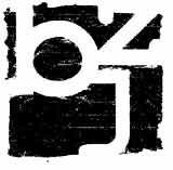 """Logo """"Bielskiej Zadymki Jazzowej"""" /"""
