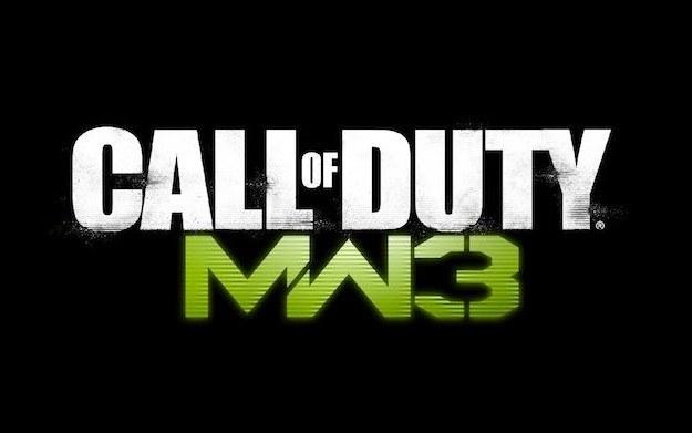 Logo Call of Duty: Modern Warfare 3 /CDA