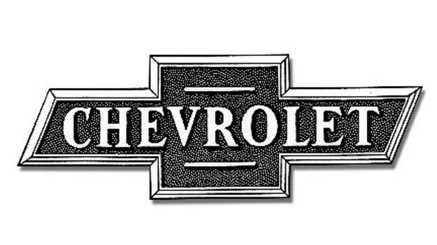 Logo Chevroleta z 1913 roku /Chevrolet