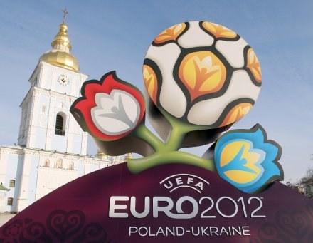 Logo Euro 2012 /AFP