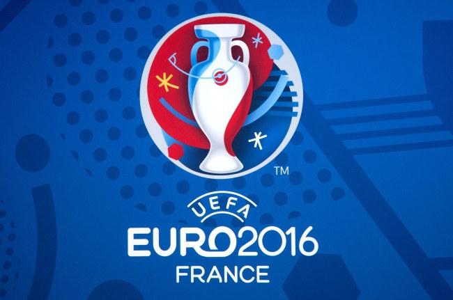Logo Euro 2016 /PAP/EPA