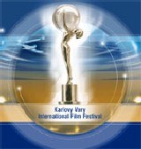 Logo festiwalu w Karlowych Warach /INTERIA.PL